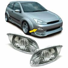 CLEAR INDICATORS FOR FORD FOCUS MK1 MK 1 1998-2004 MODEL NICE GIFT