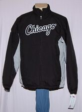 Chicago White Sox Youth Double Climate Full Zip Performance Jacket Youth LRG