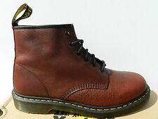 Dr Martens 101 Chaussures 47 Bottes Homme Inuck Oxblood Vintage Boots UK12 Neuf