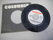 THE SUTHERLAND BROTHERS one more night with you / same mono COLUMBIA DEMO   45