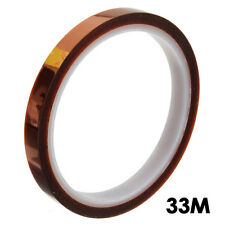 10mm 33m 100ft  Tape High Temperature Heat Resistant Polyimide BGA  LW