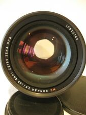 Carl Zeiss Jena MC DDR Sonnar f2.8 180mm - Excellent Condition