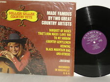 DON BAILEY JERRY SHOOK Million Seller Country Hits LP On Top Of Old Smokey