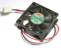 Top Motor CPU cooling fan DC1205BI DC1205BI-E DC 12V 0.8A 3-wire 3-pin TESTED
