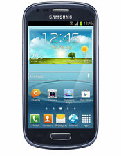 SAMSUNG Galaxy SIII s3 mini (Sbloccato) Pebble Blue i8190 Android Telefono