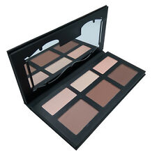 New Contour Makeup Cream Concealer Powder Brush Definition Palette Mirror