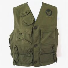 VINTAGE ORIGINAL WW2 USAAF US ARMY AIR FORCES TYPE C-1 VEST EMERGENCY SUSTENANCE