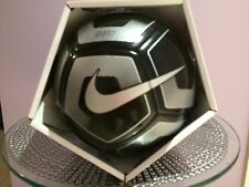SOCCER BALL-NIKE PITCH-SIZE 3-REPLICA BALL-16/17-BLACK IN COLOR-NEW-IN THE BOX-