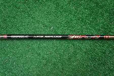 NEW TOUR ONLY PLATINUM MATRIX OZIK MFS 70 M4 BLACK TIE STIFF DRIVER SHAFT .335