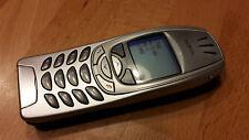 Nokia 6310i SILBER + ohne Simlock + ohne Branding **WIE NEU**