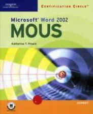 Certification Circle: Microsoft Office Specialist Word 2002 Expert (Ce-ExLibrary