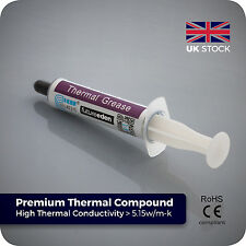 15g Premium Thermal Compound paste for Power LED, CPU, PC XBOX 360