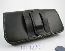 New Belt Clip Carrying Case for iPhone 5 5S 5C Quality Genuine Leather case