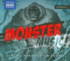 Monster Music: Classic Horror Film Scores, New Music