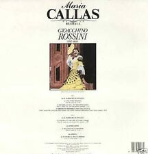 MARIA CALLAS - Italy - LP - Rossini SIGILLATO SEALED