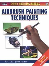 Airbrush Painting Techniques Modelling Manuals