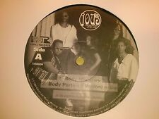 "JoUs BODY MIX 12"" EP 1994 Modern Soul PRIVATE PRESS Tuskk DANCE R&B Funk JOUS"