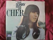 THE SONNY SIDE OF CHER VINYL LP 1966 LIBERTY RECORDS IMPERIAL LP-9301, MONO VG