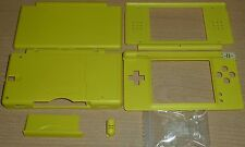 NINTENDO DS LITE FULL REPLACEMENT CONSOLE CASE SHELL MOD Matt Yellow BRAND NEW!