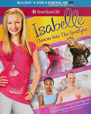 New! AMERICAN GIRL: Isabelle Dances Into the Spotlight Blu-ray + DVD Ultraviolet