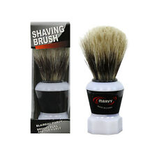 Marvy Shaving Brush Barber Shop Salon Supply Bristle Boar Hair #292420