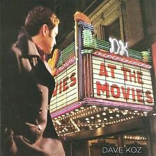 At the Movies by Dave Koz (CD, Feb-2008, Blue Note (Label))