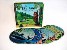 The Gruffalo & Friends (CD Box Set) Book Julia Donaldson Audio Books 6 Stories