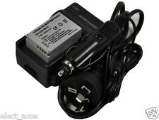 New NB-7L NB7L Battery+Charger for Canon PowerShot G10 G11 G12 SX30 IS Camera