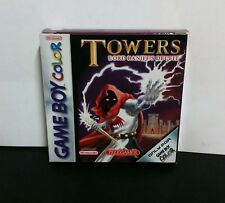 Towers: Lord Baniff's Deceit Game Boy Color NEW