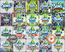 The Sims 3 Complete 20 in 1 Expansion Stuff Packs Origin Download Region Free