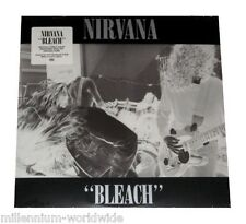 "SEALED & MINT - NIRVANA - BLEACH - 12"" VINYL LP - RECORD ALBUM"