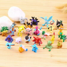 24 Lovely Lots 2-3cm Monster Mini Random Figures Toy Party Gifts LD