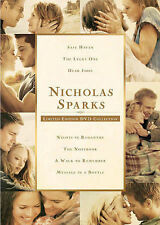 Nicholas Sparks: Limited Edition DVD Collection (DVD, 2014, 7-Disc Set)