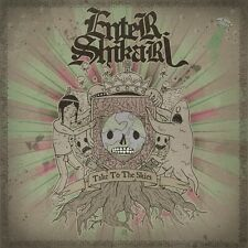 Enter Shikari - Take To The Skies - 2 x 180gram Clear Vinyl LP *NEW & SEALED*