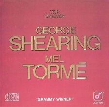 Top Drawer, George Shearing & Mel Torme,Excellent, ### Audio CD with artwork-com