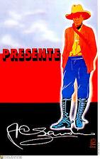 Political cuban POSTER.SANDINO Presente.Nicaragua.am55.Revolution Art Design