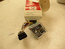NOS NEW 74 75 76 77 78 Cadillac Windshield Wiper Switch w/Pulse Delay GM 1607350