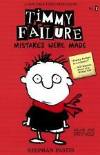 Timmy Failure-Mistakes Were Made-NEW HB Stephan Pastis 1st Edition