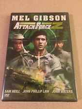 Attack Force Z - DVD Mel Gibson Out Of Print Sealed New