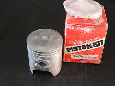 HONDA MTX80 MBX80 water cooled Piston & Rings +50mm (50mm) NOS 1201.024