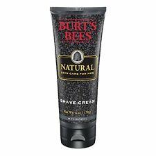 Shave Cream - Natural Skin Care for Men, 6 Ounces (Pack of 3) by Burt's Bees