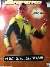 DC Direct Sinestro Deluxe 13-Inch Collector Figure