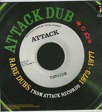 ATTACK DUB - RARE DUBS From Attack Records 1973-1977 NEW VINYL LP £10.99