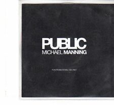 (FT250) Michael Manning, Public - 2005 DJ CD