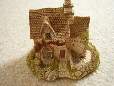 Collectable Lilliput lane ,England, Victoria Cottage , deed