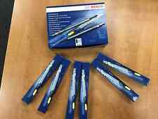 6 X BOSCH DURATERM GLOW PLUGS MERCEDES M CLASS W164 ML280 ML300 CDI