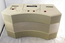 Bose Acoustic Wave Music System CS-2010 AM FM Cassette w Aux Input for Phone