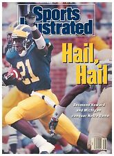 September 23, 1991 Desmond Howard Michigan Wolverines Sports Illustrated