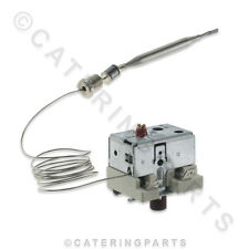HIGH LIMIT CUT OUT OVERHEAT SAFETY THERMOSTAT 220°C FOR FISH & CHIP FRYER RANGE