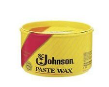 S C  Johnson Paste Wax 16 Oz Paste Wax/Polish 1LB tub Floor/Polish  00203